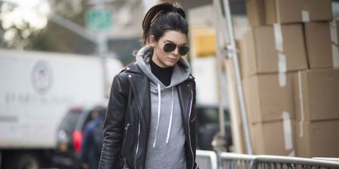Kendall Jenner, Adriana Lima and Martha Hunt Model the Angel Off-Duty Uniform