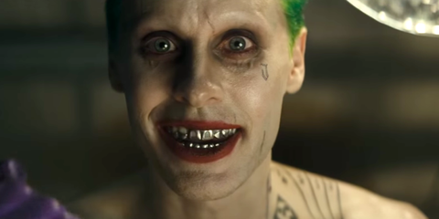 Jared Leto Took His Method Acting to a New Level for 'Suicide Squad'