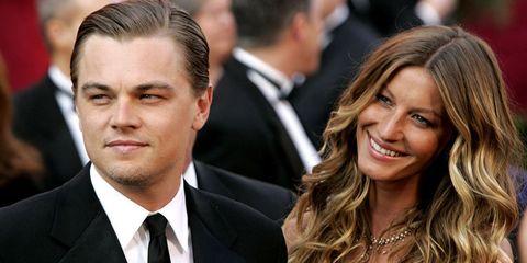 Leonardo DiCaprio's List Of Ladies