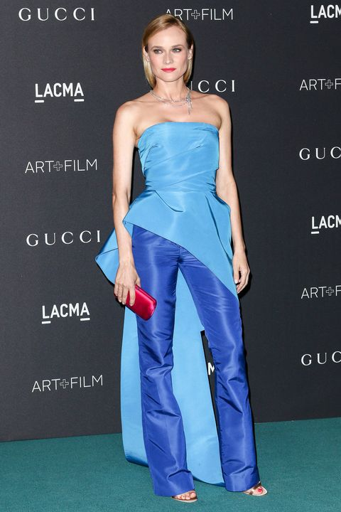 Clothing, Human, Blue, Shoulder, Joint, Dress, Waist, Style, Electric blue, Fashion,