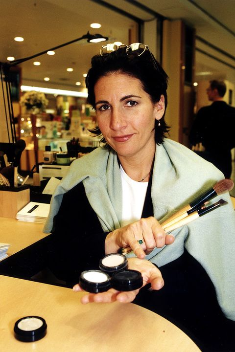 Known for her makeup line and eight successful books, Bobbi Brown brought a natural, toned-down look to women as a makeup artist in the '80s. When she officially launched her Essentials line in the '90s, she simplified women's lives with her easy, no-nonsense approach to beauty: 10 lipsticks and a small selection of foundation sticks, still a popular staple today.