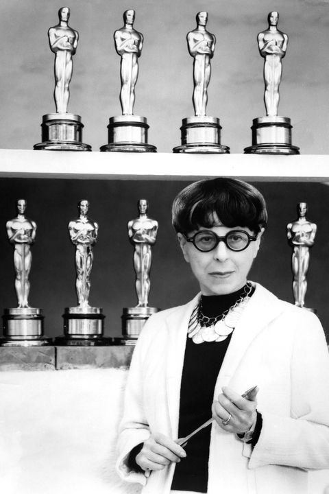 <p>Costume designer Edith Head has won a record eight Academy Awards: more than any other woman alive. She defined new eras of elegance and grace on film, dressing everyone from Elizabeth Taylor to Audrey Hepburn. She collaborated with big-name designers such as Hubert de Givenchy to create fashion icons. Without her, the Holly Golightly we know from <i>Breakfast at Tiffany's <em></em></i>would not have existed. From the 20s through the 80s, Head worked on more than 1,000 films.</p><p><strong></strong></p>