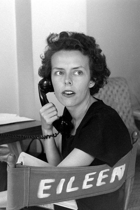 <p>In 1946, Eileen Ford co-founded Ford models with her husband. Ford is now known as one of the most internationally successful fashion modeling agencies in the world. She began her career as a secretary for models during the early '40s and built her business from the ground up. By the 50s, Ford represented top models such as Carmen Dell'Orefice, Jean Patchett and Dovima. The success of her company continues today as Ford has represented everyone from Christy Turlington to Brooke Shields.</p>