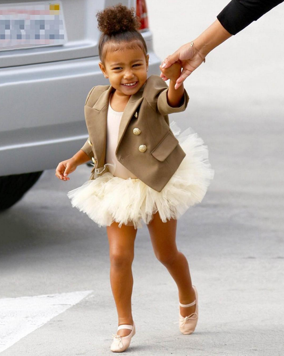 North West Cutest Outfits Pictures Of S Best Fashion Looks