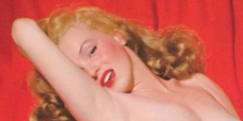 Marilyn Monroe Never-Seen-Before Nude Calendar Pictures Have Found The Light Of Day