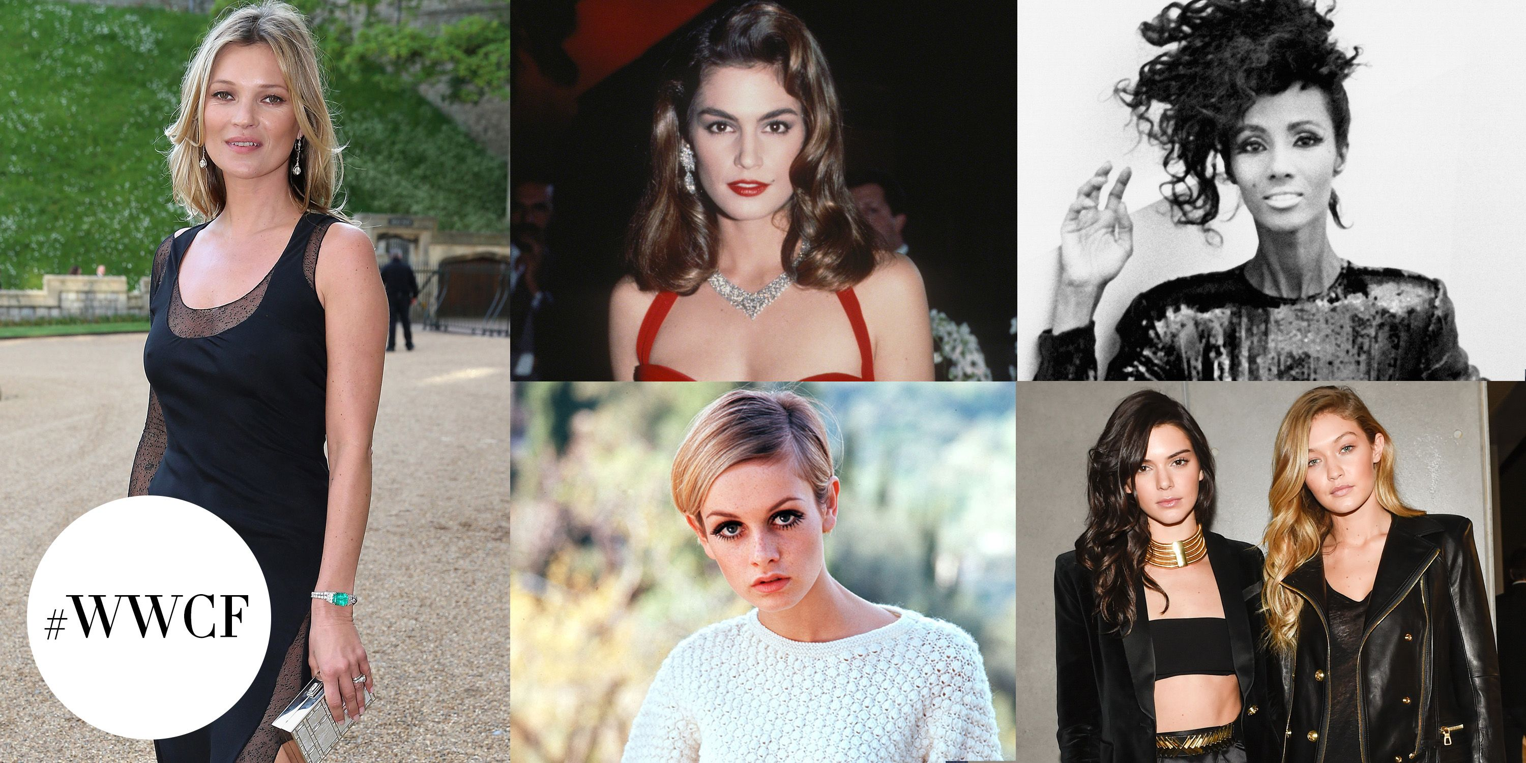 Women Who Changed Fashion Influential Fashion Models