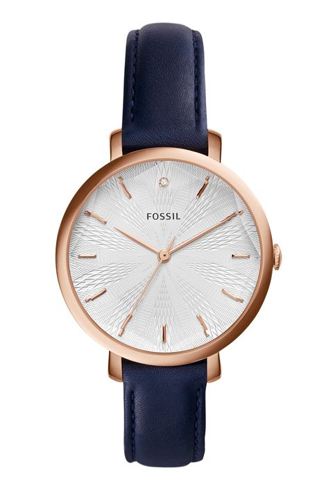 "<p>""I love a good vintage-feeling boyfriend watch, and I like the oversized face and rose gold finish on this one. Fossil also has a similar one that's <a href=""https://ad.doubleclick.net/ddm/clk/298696897;125780553;j"">slightly more affordable</a>. They have a variety of beautiful watches in price points that fit every budget!""</p><p><em>$165, </em><a href=""https://ad.doubleclick.net/ddm/clk/298698363;125781636;c"" target=""_blank""><em>fossil.com</em></a></p>"
