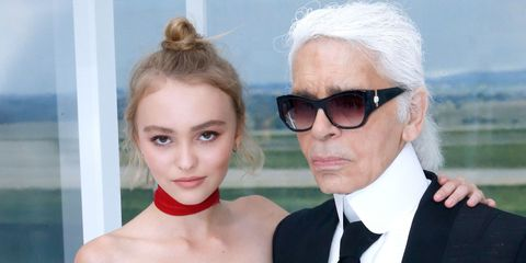 Johnny Depp Opens Up About Daughter Lily Rose Depp - Lily