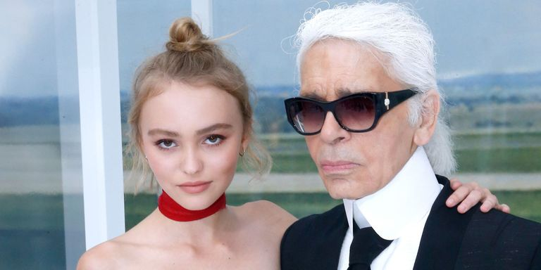 "Johnny Depp On Lily-Rose: ""She's Been Snatched Up By Karl Lagerfeld"""