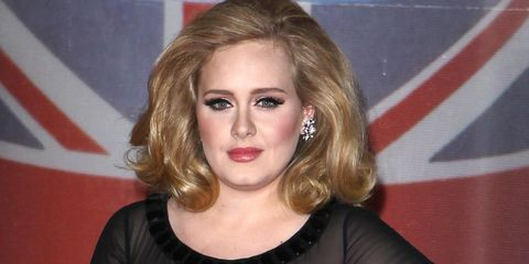 """Adele on Body Image: """"There's Bigger Issues Going on in the World Than How I Feel About Myself"""""""