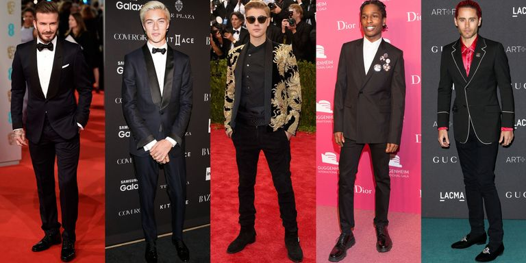 The Most Stylish Men of 2015