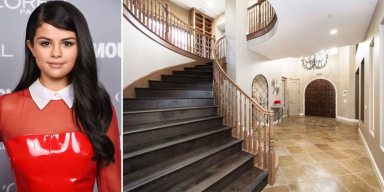 You Can Now Live In Selena Gomez's Calabasas Mansion