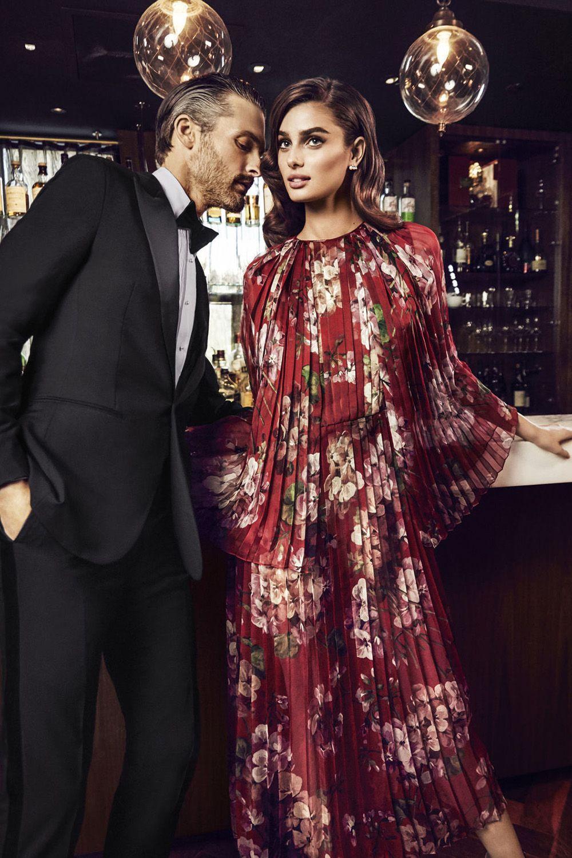 Miami Cocktail Elegant Dress