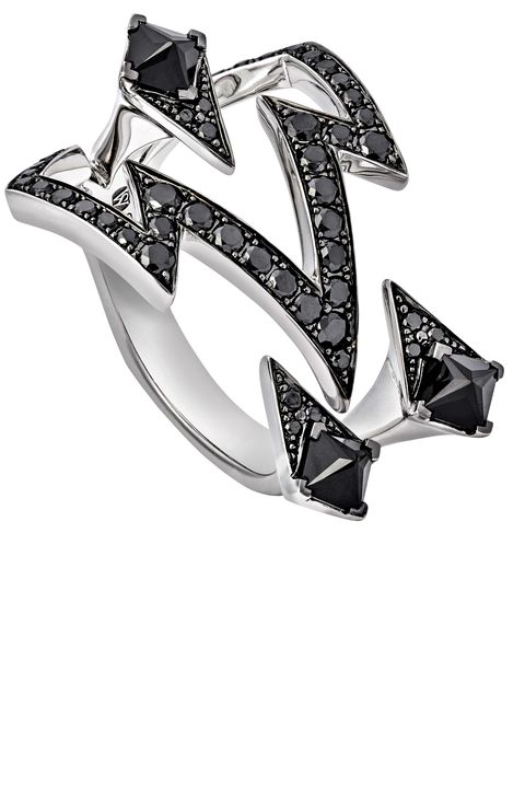 <p><strong>Stephen Webster</strong> ring, $4,950, Neiman Marcus, 888-888-4757.</p>