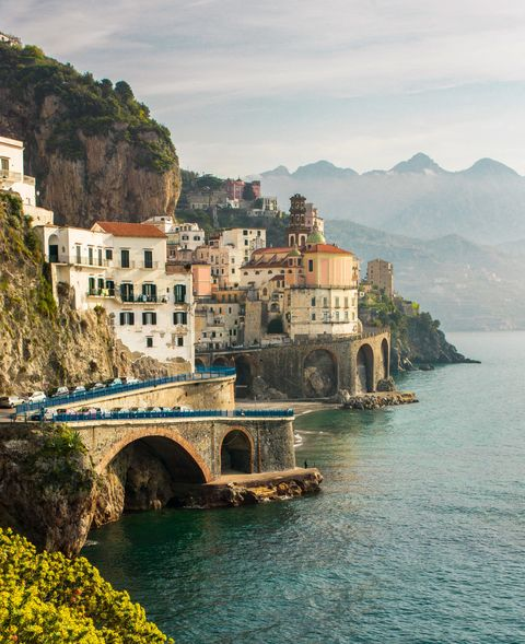 <p>December marks the off-season on Italy's South Eastern coast. Though you won't see temperatures as high as in June or July, you can expect days as warm as 55° Fahrenheit and won't have to deal with quite as many tourists.</p>