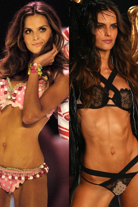 79e9a6a8d3 Victoria s Secret Models  Then and Now