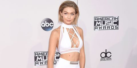 Gigi Hadid Is Being Blackmailed