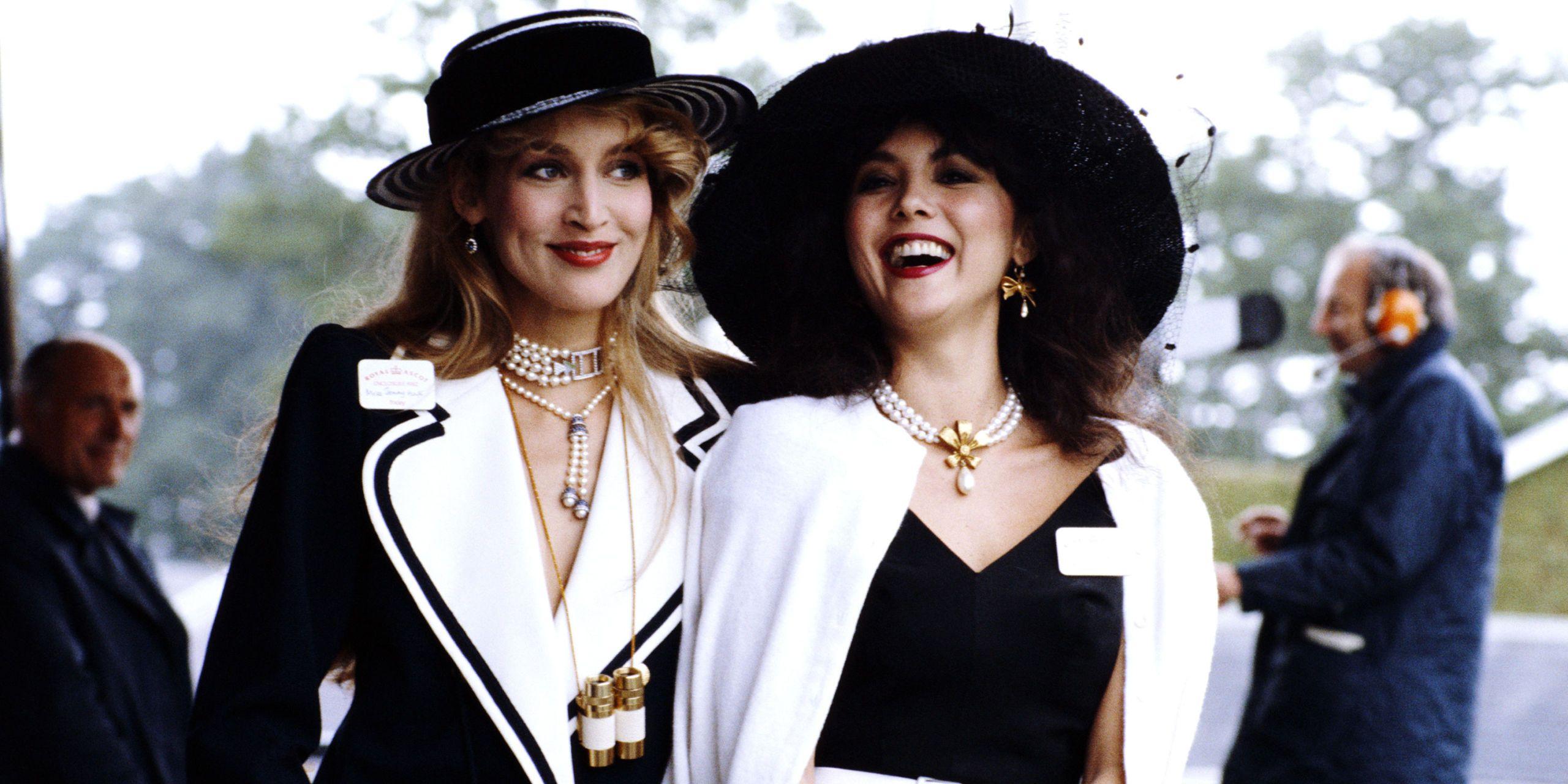 80'S Fashion Advertisement