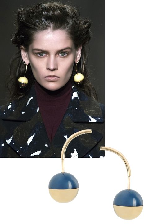 "<p><strong>Marni</strong> earrings, <del>$380</del> $266, <strong><a href=""https://shop.harpersbazaar.com/designers/m/marni/color-block-circular-earrings-5840.html"" target=""_blank"">shopBAZAAR.com</a></strong>.</p>"