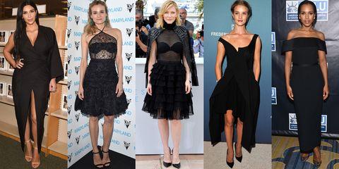 The Best Little Black Dresses of 2015
