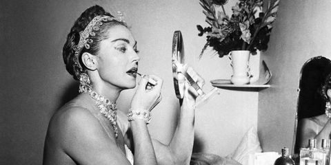 Old Hollywood Make-Up Secrets The Screen Sirens Swore By