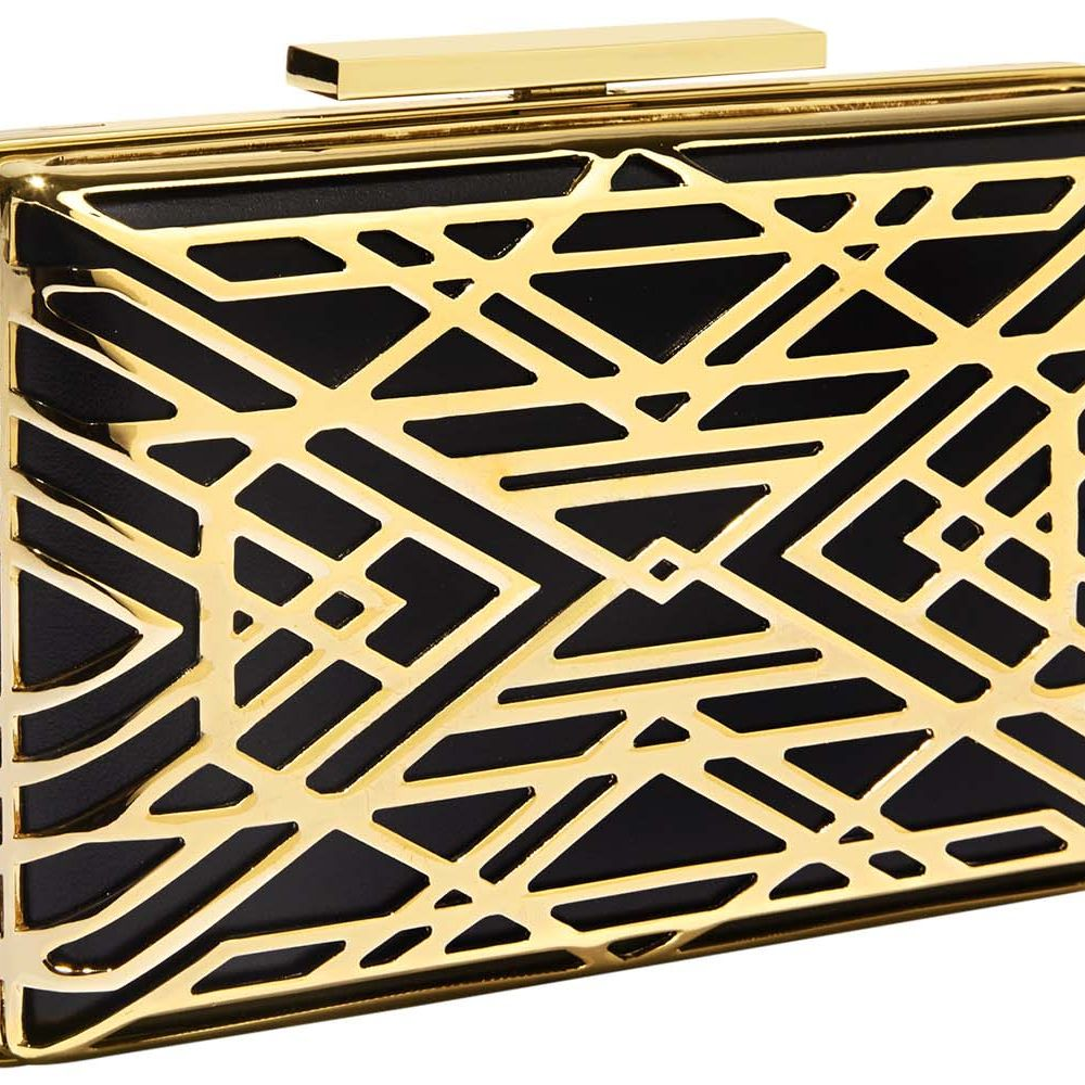 """<p><strong>Vince Camuto </strong>clutch, $198, <a href=""""https://www.vincecamuto.com/"""" target=""""_blank"""">vincecamuto.com</a>.</p>"""