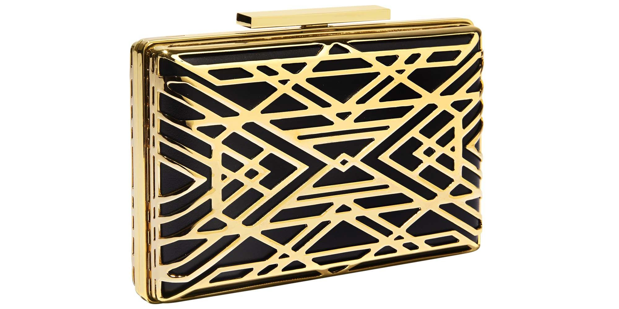 "<p><strong>Vince Camuto </strong>clutch, $198, <a href=""https://www.vincecamuto.com/"" target=""_blank"">vincecamuto.com</a>.</p>"