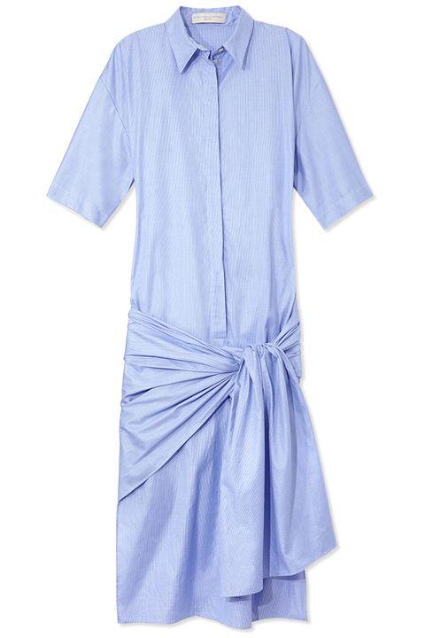 """<p><strong>Stella McCartney</strong> dress, $1,765, <strong><a href=""""https://shop.harpersbazaar.com/designers/s/stella-mccartney/martine-dress-5748.html"""" target=""""_blank"""">shopBAZAAR.com</a></strong><a href=""""https://shop.harpersbazaar.com/designers/s/stella-mccartney/martine-dress-5748.html""""></a>.</p>"""