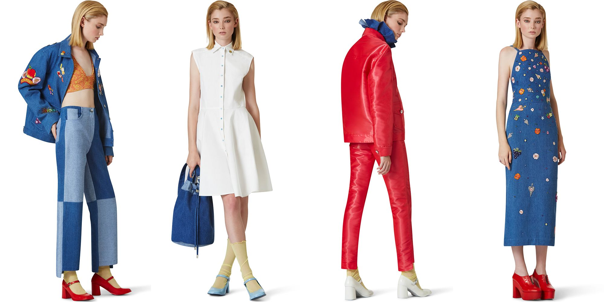Fashion of the new season: truth is born in contradictions
