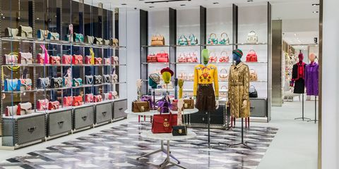 Gucci S New Store At Brookfield Gucci S New Store Under