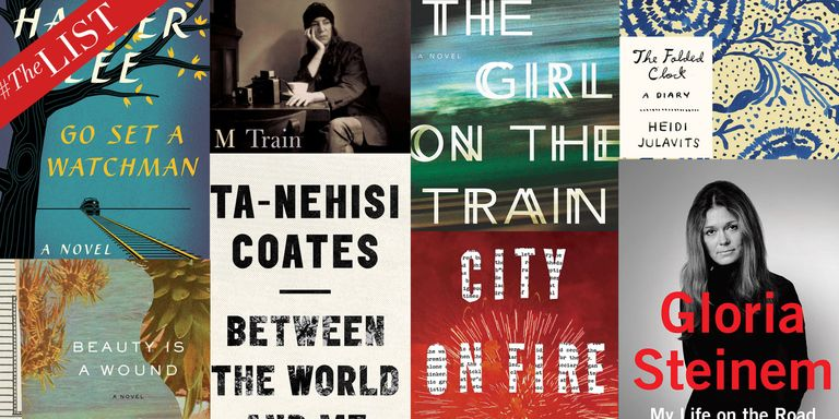 #TheLIST: The 15 Best Books of 2015