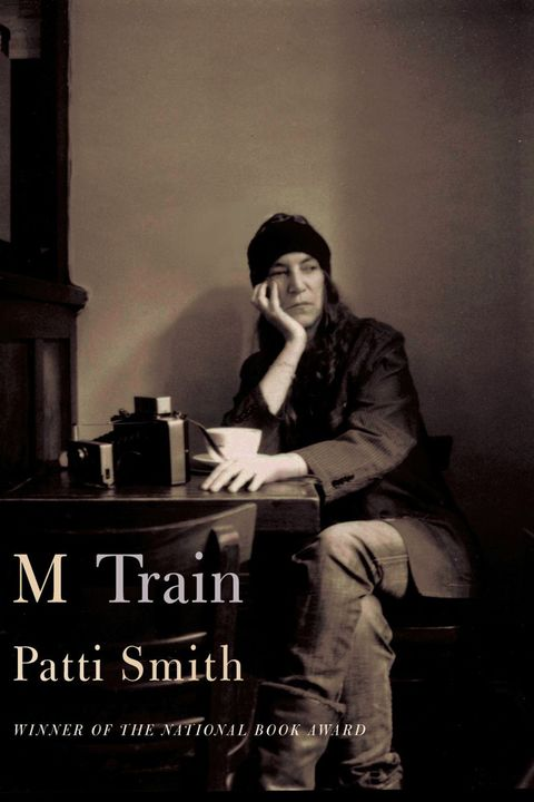 """<p> From one of New York's greatest icons comes another soaring memoir that's a perfect travel companion for the holidays. Describing <i>M Train </i>as """"a roadmap to my life,"""" Patti Smith recounts her adventures around the world illustrates them with her signature Polaroids.</p>"""