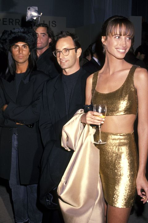 <p>Christy Turlington</p>