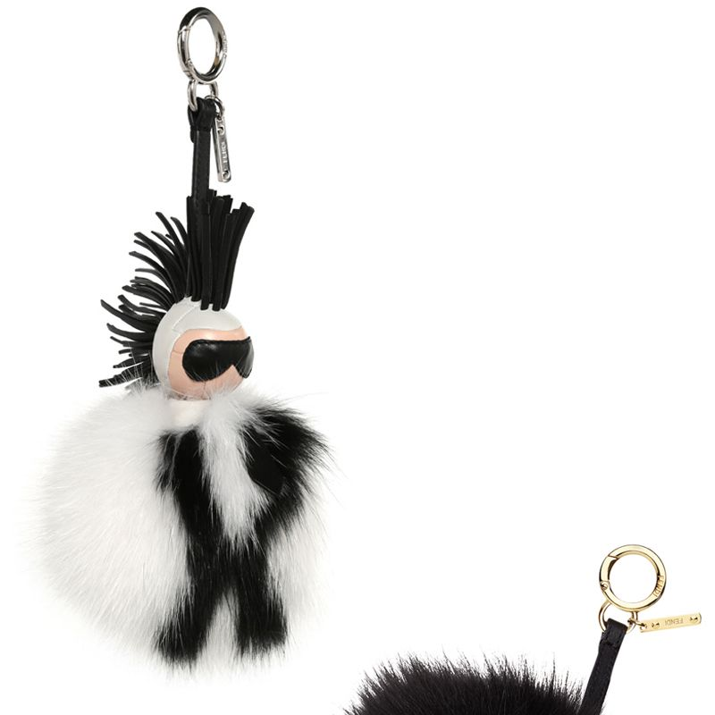 "<p>The certified street-style essentials. </p><p><br></p><p><strong>Fendi</strong> keychain, $1450, <a href=""https://shop.harpersbazaar.com/designers/fendi/karlito-fur-keychain/ "" target=""_blank""><strong>shopBAZAAR.com</strong></a><span class=""redactor-invisible-space""><a href=""https://shop.harpersbazaar.com/designers/fendi/karlito-fur-keychain/ ""></a>&#x3B; <strong>Fendi</strong> keychain, $900, <a href=""https://shop.harpersbazaar.com/designers/fendi/monster-fur-keychain/ "" target=""_blank""><strong>shopBAZAAR.com</strong></a><span class=""redactor-invisible-space"">.</span><br></span></p>"