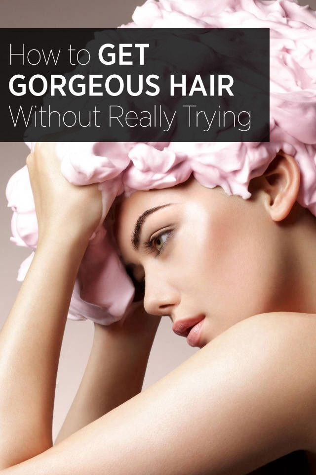 The Dirty Secret To Gorgeous Hair