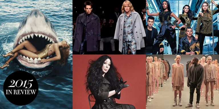 The 18 Biggest Fashion Moments of 2015