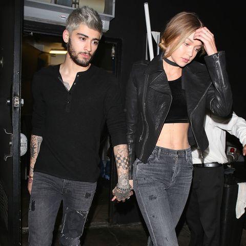 Did Gigi Hadid And Zayn Malik Just Make Their Relationship