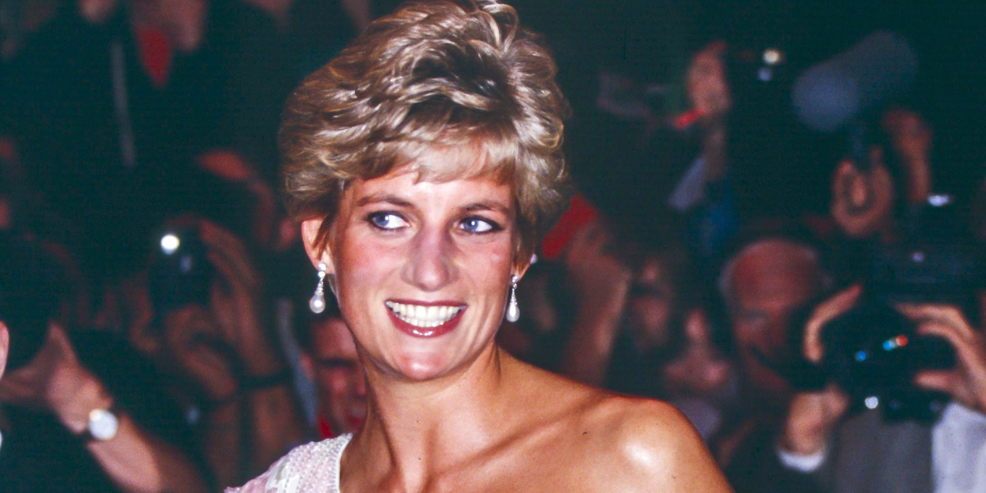 Sam Mcknight On Crafting Princess Diana S Iconic Haircut
