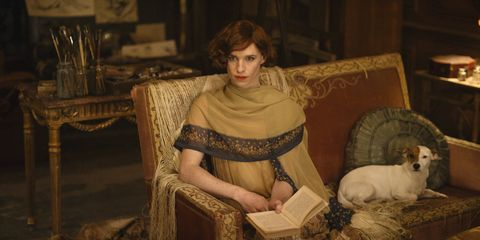 "Paco Delgado on Dressing 'The Danish Girl': ""We Were All Contained by the Bravery of Lili"""