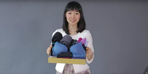Your First Look at Marie Kondo's 'Spark Joy'