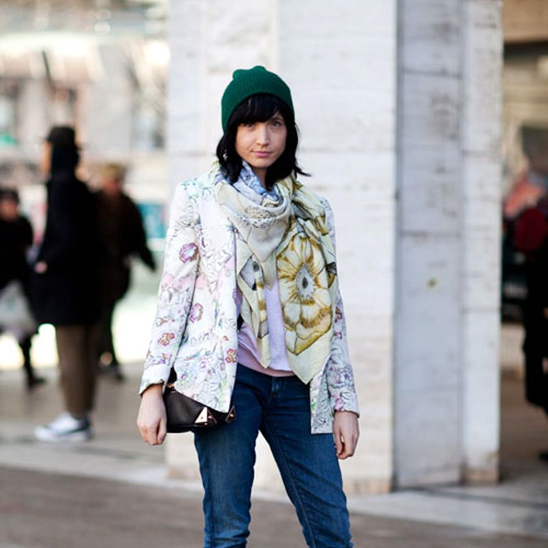 <p>Easily pair a beanie with your favorite jeans for an effortless ensemble. Add a tailored blazer and silky scarf for a more luxe look. </p>
