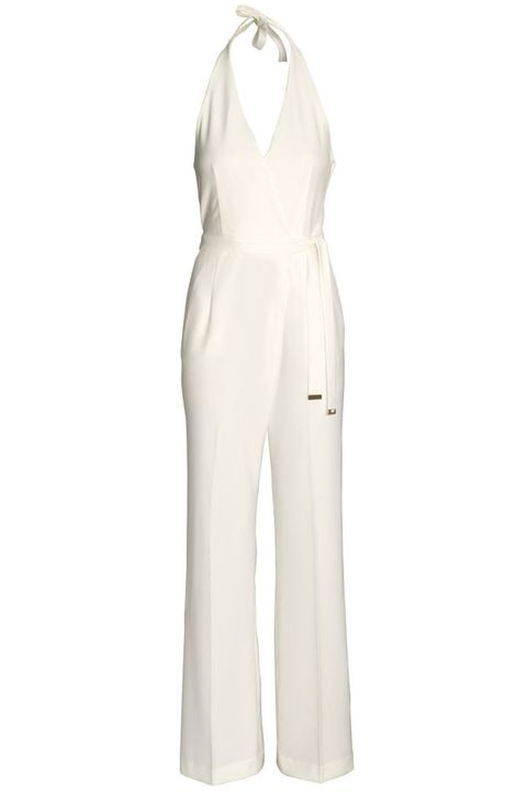 "<p><strong>H&M</strong> jumpsuit, $60, <a href=""http://www.hm.com/us/product/36450?article=36450-A"" target=""_blank"">hm.com</a>.</p>"