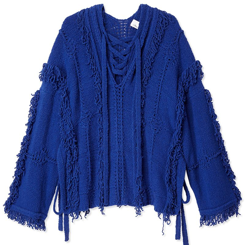 """<p><strong>3.1 Phillip Lim</strong> poncho, $775, <strong><a href=""""https://shop.harpersbazaar.com/designers/0-9/31-phillip-lim/fringe-stitch-poncho-7982.html"""" target=""""_blank"""">shopBAZAAR.com</a></strong>. </p>"""