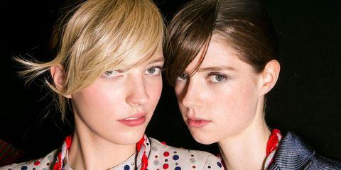 #BeautySchool: How to Fix Unruly Bangs