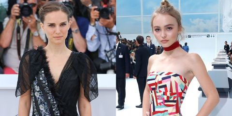Natalie Portman & Lily-Rose Depp To Play Sisters in New Film