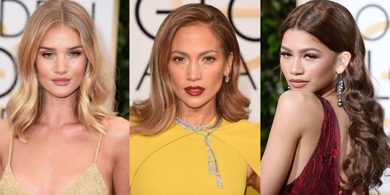 Golden Globes 2016: The Best in Beauty