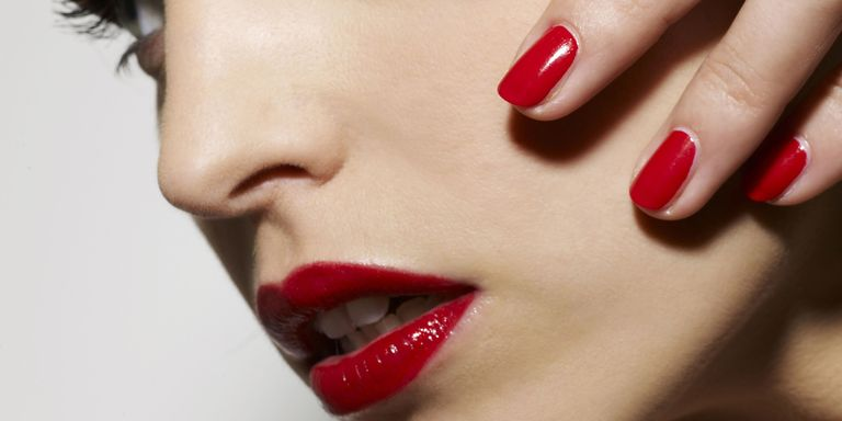 The Best Red Holiday Nail Polishes