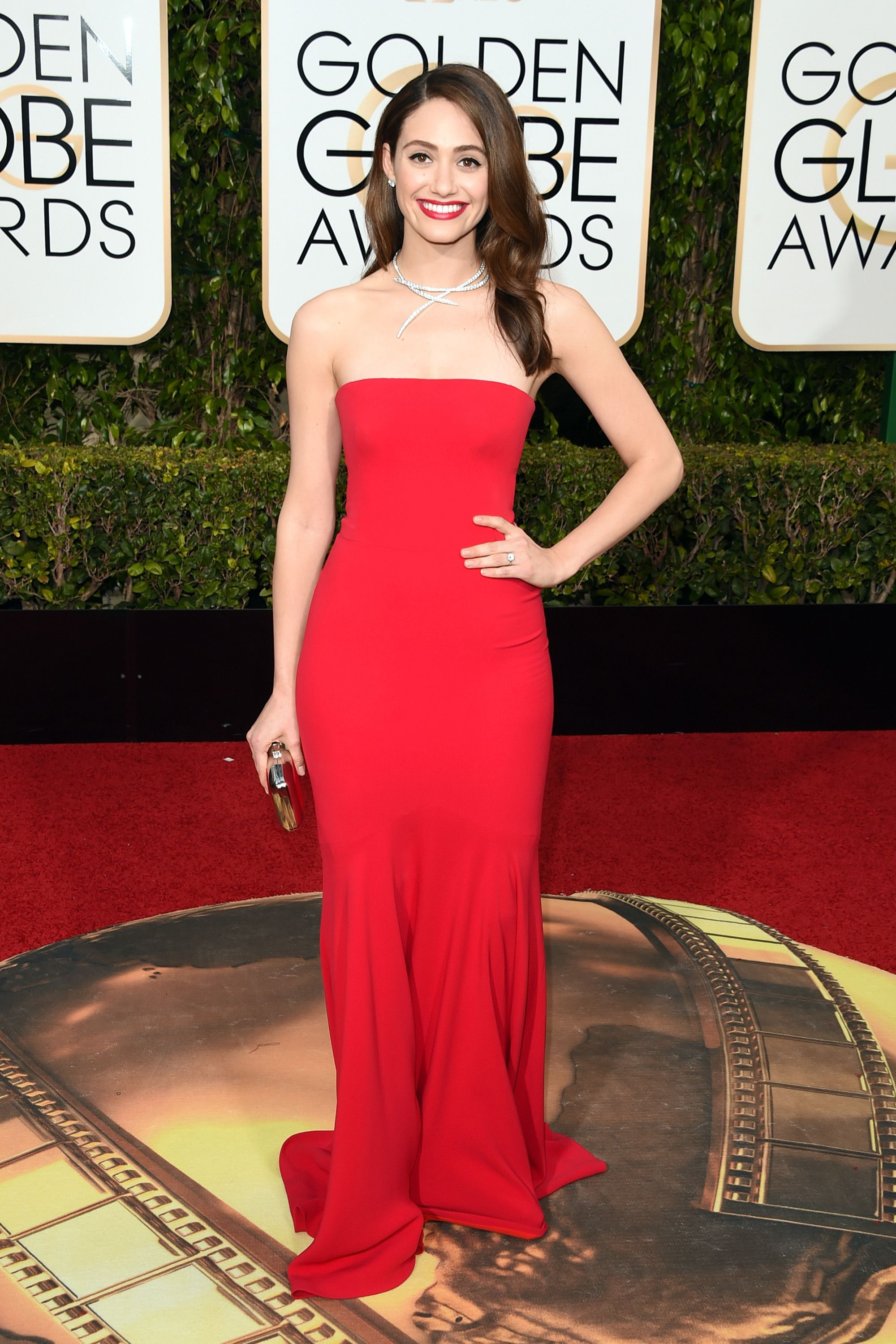 Golden Globes Red Carpet 2016 - Pictures from 2016 Golden Globes Red ...