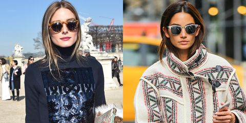 <p>Copy Olivia Palermo and Lily Aldridge and think of your hair as another layer of insulation.</p>
