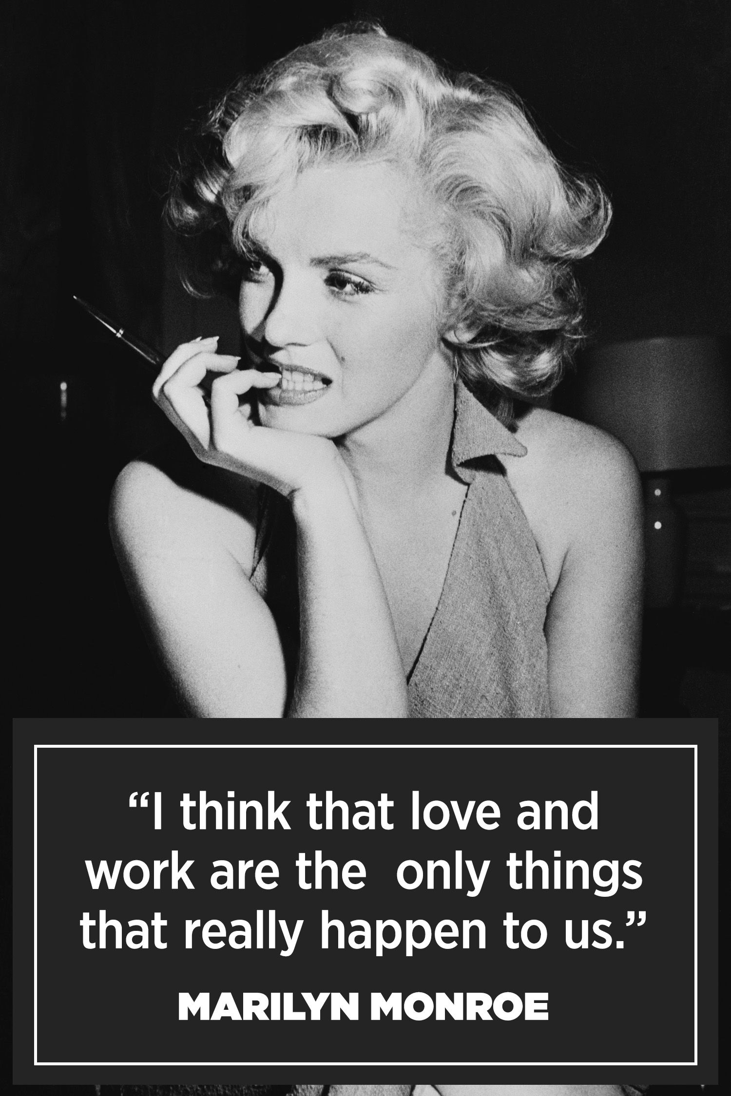Marilyn Monroes Best Quotes Famous Marilyn Monroe Sayings